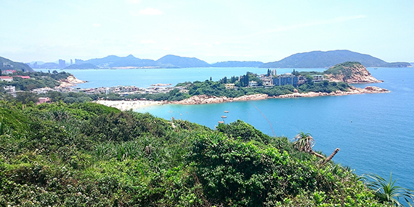 Aberdeen/Stanley to Kwo Chau Island