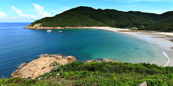Aberdeen/Hebe Haven to Sai Kung Islands